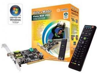 Videomate M3F Mce TV Tuner FM