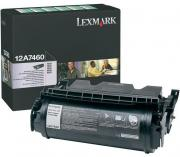 12A7460 Black Laser Toner Cartridge