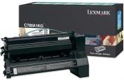 C780A1KG Black Laser Toner Cartridge