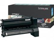 C7700KH Black High Yield Return Program  Laser Toner Cartridge
