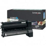 C7700CS Cyan Return Program Laser Toner Cartridge