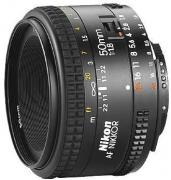 50mm f/1.8D AF Fixed Standard Lens for Nikon