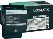 C540H1KG Black High Yield Laser Toner Cartridge