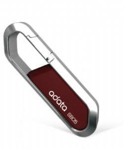Choice S805 16GB Flash Drive - Silver & Red