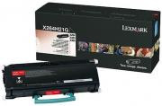 X264H21G Black High Yield Laser Toner Cartridge