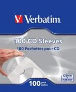 CD Sleeves - Paper with Window - 100pcs