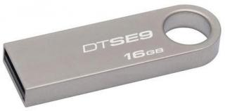DataTraveler SE9 16GB Flash Drive - Metallic
