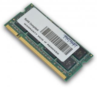 Signature Series 2GB 800MHz DDR2 Notebook Memory Module (PSD22G8002S)