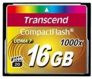 Ultra Performance 16GB CompactFlash 1000x Memory Card