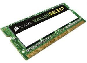 ValueSelect 4GB 1600MHz DDR3 Notebook Memory Module (CMSo4GX3M1A1600C11)