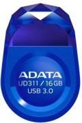 DashDrive Durable UD311 16GB Flash Drive - Gem Blue