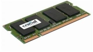 2GB 800MHz DDR2 Notebook Memory Module (CT25664AC800)