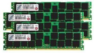JetMemory 4 x 8GB 1866MHz DDR3 Registered Series for MacPro Late 2013 Apple Memory Kit (TS32GJMA535H)