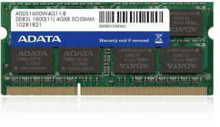 Premier Series 2GB 1600MHz DDR3L Notebook Memory Module (ADDS1600C2G11)