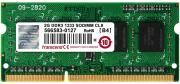2GB 1333Mhz DDR3 Single Sided Notebook Memory Module  (TS256MSK64V3N)