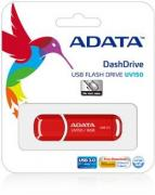 DashDrive UV150 64GB Flash Drive - Glossy Red