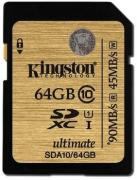 Ultimate 64GB SDXC Class 10 UHS-I Memory Card