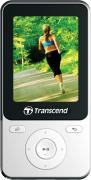 MP710 8GB MP3 Player with Fitness Tracker - White