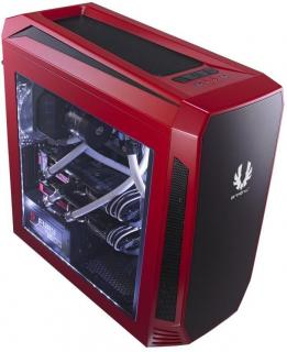 AEGIS - MATX Performance ICON Mini Tower Chassis - Red