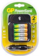 Power Bank PB550 2 Hours Charger Set