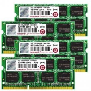 JetMemory 4 x 4GB 1600MHz DDR3 for iMac - 27