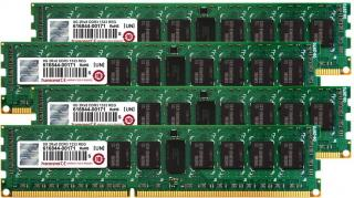 JetMemory 4 x 8GB 1333MHz DDR3 Registered Series for Mac Pro - Mid 2010/Mid 2012 Apple Memory Kit (TS32GJMA533H)