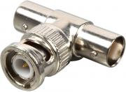 BNC T-Piece Connector
