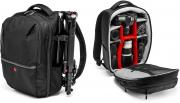 Advanced Gear Backpack For Pro DSLR Camera - Large (Black)