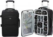 Pro Roller X200 AW Rolling Case For Pro DSLR Camera - Black