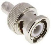 RG-59 BNC 6mm Crimp Type Connector