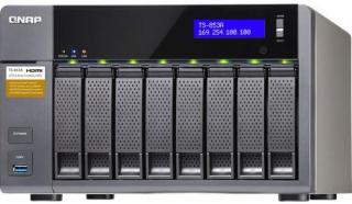 TS-853A 8-Bay Network Attached Storage