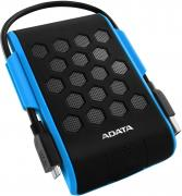 HD720 1TB External Portable Hard Drive - Black & Blue