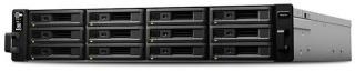RS2416RP+ 12-bay RackStation NAS with Redundant Power Supply