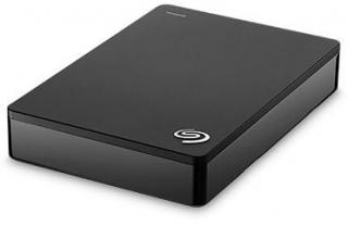 Backup Plus Portable 4TB External Hard Drive - Black (STDR4000200)