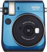 Instax Mini 70 Instant Film Camera - Island Blue