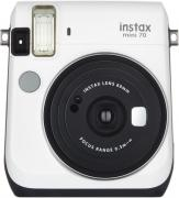 Instax Mini 70 Instant Film Camera - Moon White