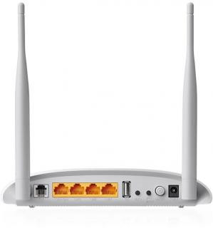 TD-W9970 Wireless N300 VDSL & ADSL Router