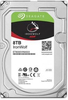 IronWolf 8TB NAS Hard Drive (ST8000VN0022)