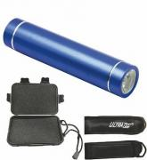 O.N. USB Rechargeable Flashlight -  Blue