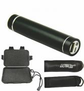 O.N. USB Rechargeable Flashlight -  Black