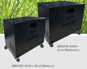 BBONE-24S+ 24V Transportable 1440W DC-AC Inverter