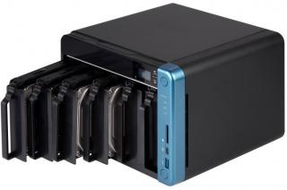 TS-653B-4G 6-Bay Network Attached Storage (NAS)