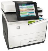 HP PageWide Enterprise Color 586dn A4 3-in-1 Multifunctional Printer (G1W39A)