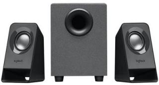 Z211 Compact 2.1 Speaker System