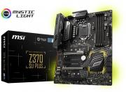 Pro Series Intel Z370 Socket LGA1151 ATX Motherboard (Z370 SLI PLUS)
