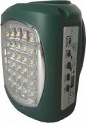 MS5068 'Lil Bud Rechargeable Emergency LED - Green