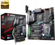 Enthusiast Gaming Intel Z370 Socket LGA1151 EATX Motherboard (Z370 GODLIKE GAMING)