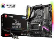 Performance Gaming Intel Z370 Gaming Pro Carbon + WiFi AC Socket LGA1151 ATX Motherboard (Z370 GAMING PRO CARBON AC)
