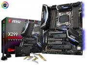 Performance Gaming Intel X299 Socket LGA2066 ATX Motherboard (X299 GAMING PRO CARBON AC)