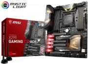 Enthusiast Gaming Intel X299 Socket LGA2066 ATX Motherboard (X299 GAMING M7 ACK)